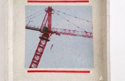 Photo Decal Crane